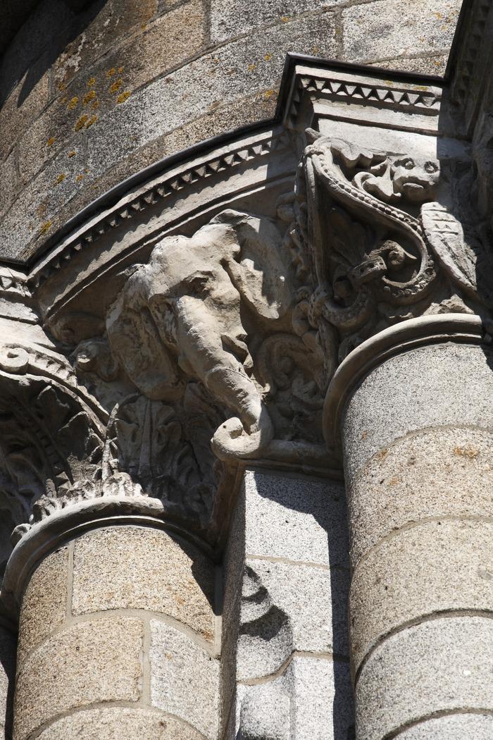 Journées du patrimoine 2017 - Visites guidées de l'église Notre Dame de Bonabry