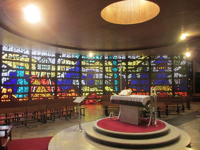 Crédits image : Eglise Notre-Dame-de-Czestochowa © VAH