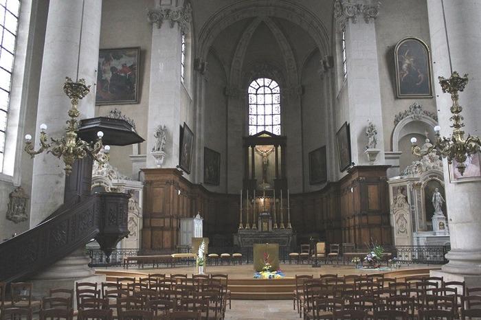 Journées du patrimoine 2018 - Visites guidées de l'église