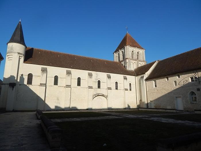 Journées du patrimoine 2018 - Visites guidées de l'ensemble conventuel de Lencloître