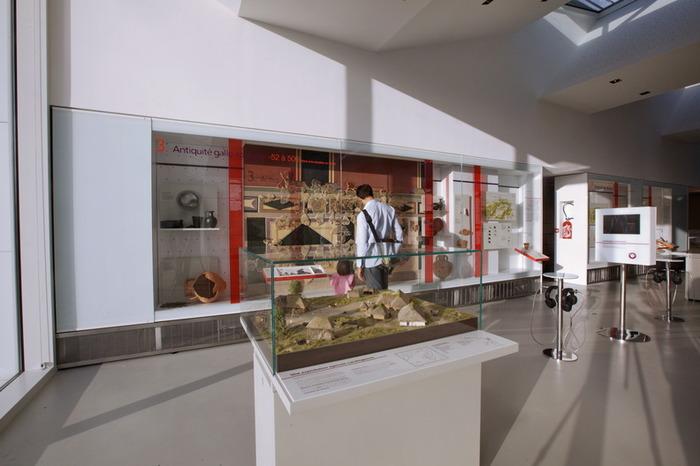 Journées du patrimoine 2018 - Visites guidées de l'exposition permanente