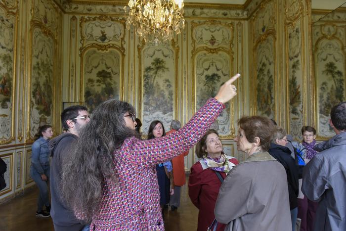 Journées du patrimoine 2018 - Visites guidées de l'hôtel de Rohan