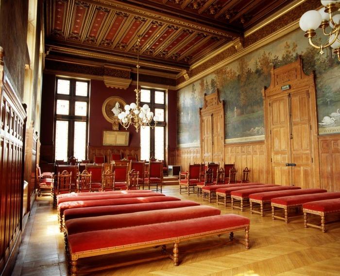 Journées du patrimoine 2018 - Visites guidées de l'Hôtel de Ville de Vincennes