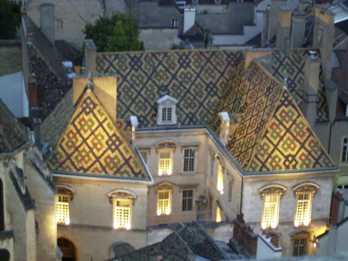 Journées du patrimoine 2018 - Visite guidée de l'Hôtel de Voguë par l'Office de Tourisme de Dijon Métropole et la  Direction de la valorisation du patrimoine