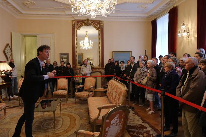 Journées du patrimoine 2018 - Visites guidées de l'hôtel préfectoral