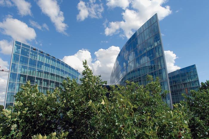 Journées du patrimoine 2017 - Visites guidées de l'immeuble EOS (campus Microsoft)