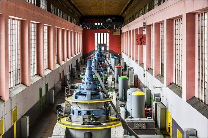 Journées du patrimoine 2018 - Visites guidées de la centrale hydroélectrique EDF de Kembs et des écluses