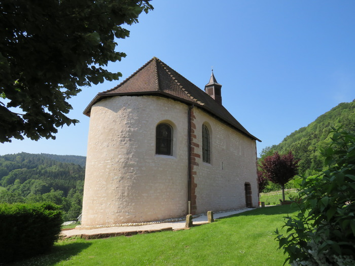 Journées du patrimoine 2018 - Visites guidées de la chapelle assurées par un historien.