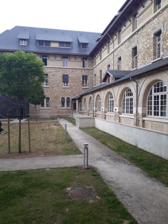 Journées du patrimoine 2018 - Anciens Grand et Petit Séminaires du diocèse de Châlons-en-Champagne