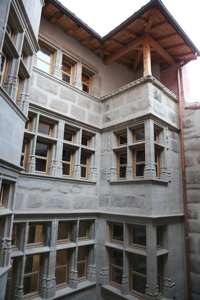 Journées du patrimoine 2018 - Visite commentée de la Maison François 1er.