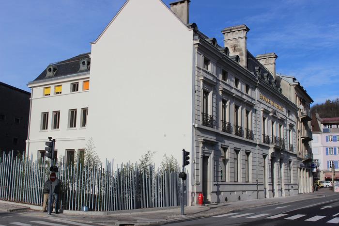 Journées du patrimoine 2018 - Visites guidées de la médiathèque Le Dôme