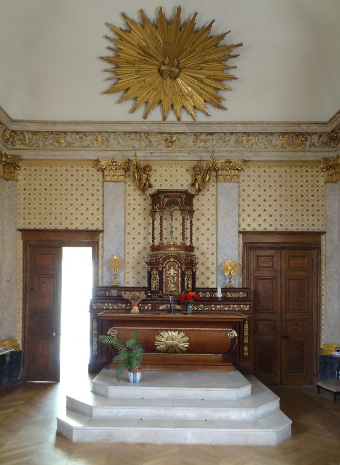 Journées du patrimoine 2018 - Visites guidées de la résidence Repotel (ancienne propriété aristocratique)