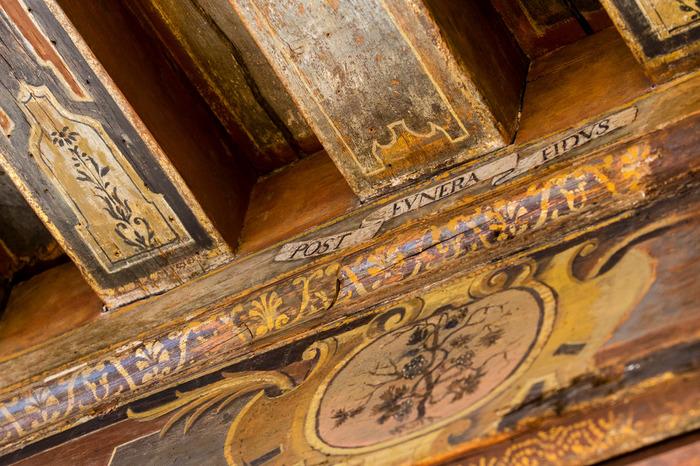 Journées du patrimoine 2018 - Visites guidées : Découvrir l'Hôtel de Marle en détail