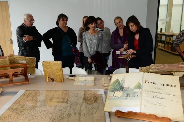Journées du patrimoine 2018 - Visites guidées des Archives départementales du Var