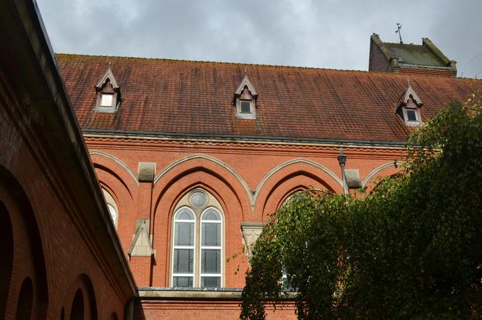 Journées du patrimoine 2018 - Visite guidée des bâtiments et des jardins de l'Abbaye