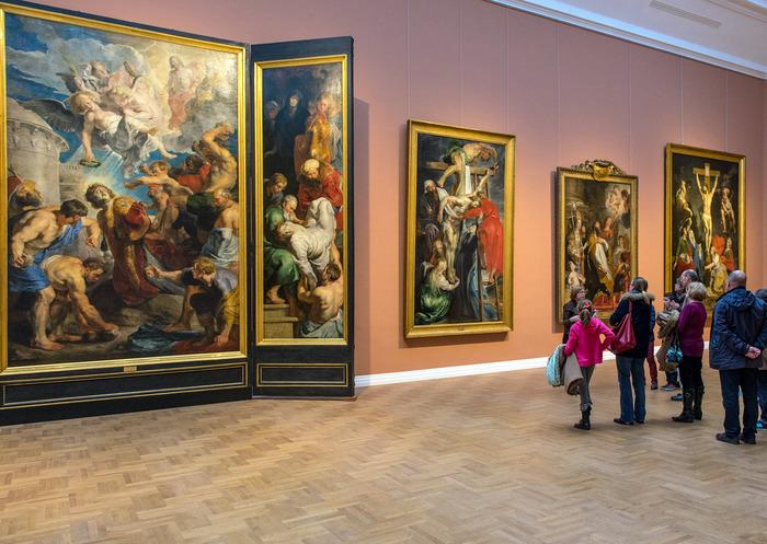 Crédits image : Musée des Beaux-Arts de Valenciennes