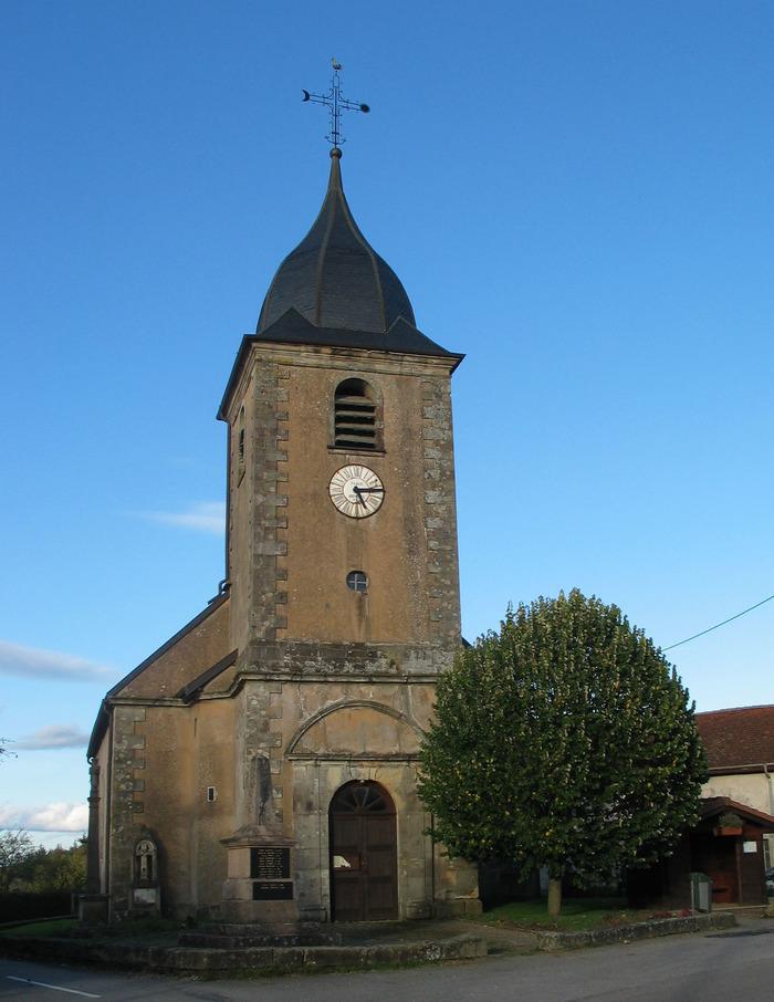 Journées du patrimoine 2018 - Visites guidées des églises de Viménil et Méménil