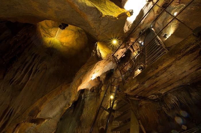 Journées du patrimoine 2018 - Visites guidées des grottes