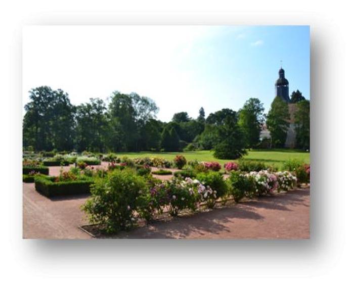 Journées du patrimoine 2018 - Venez découvrir ou redécouvrir les jardins thématiques