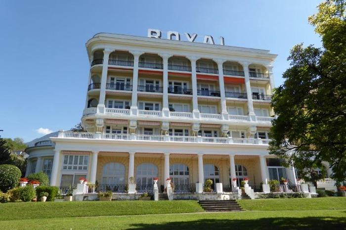 Journées du patrimoine 2018 - Visites guidées des palaces Splendide et Royal.