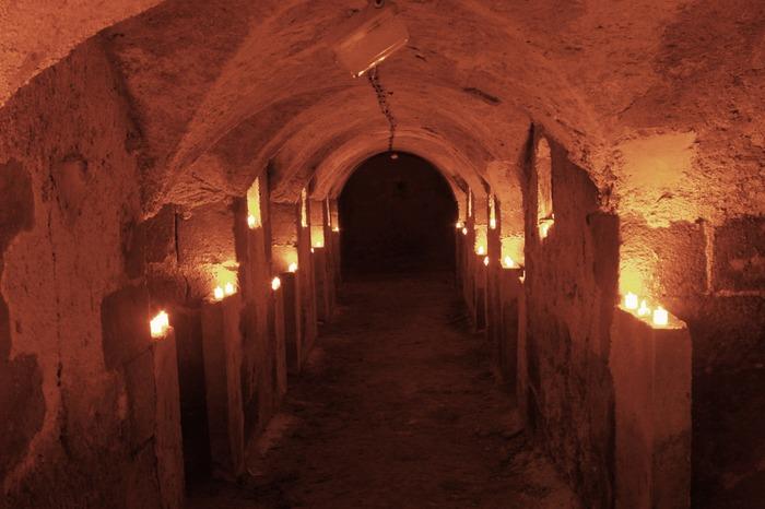 Journées du patrimoine 2018 - Visite guidée des salles souterraines de l'ancien palais épiscopal