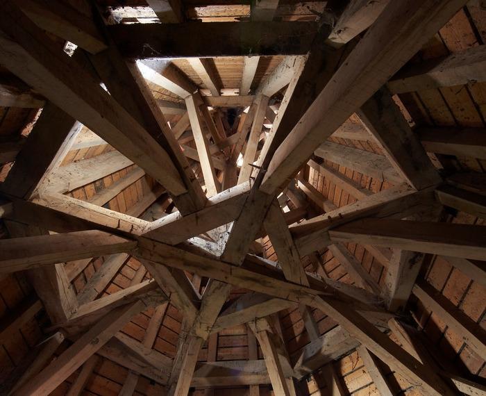 Journées du patrimoine 2018 - Visite guidée des toits du château de Fontaine-Henry