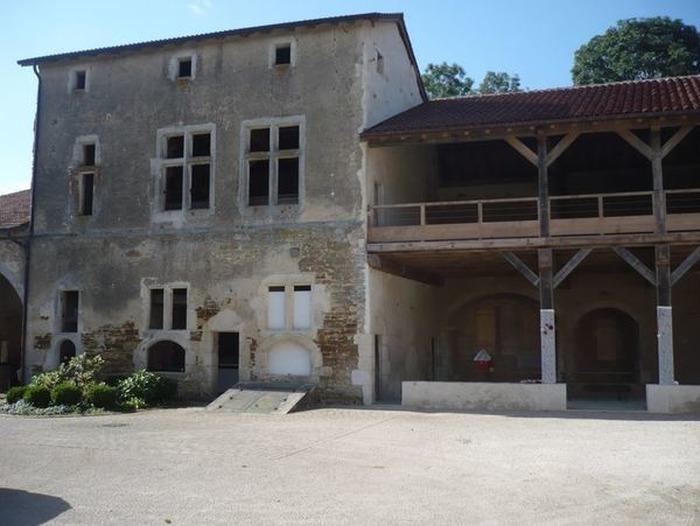 Journées du patrimoine 2018 - Visites guidées des vestiges du château de Dommartin-sur-Vraine