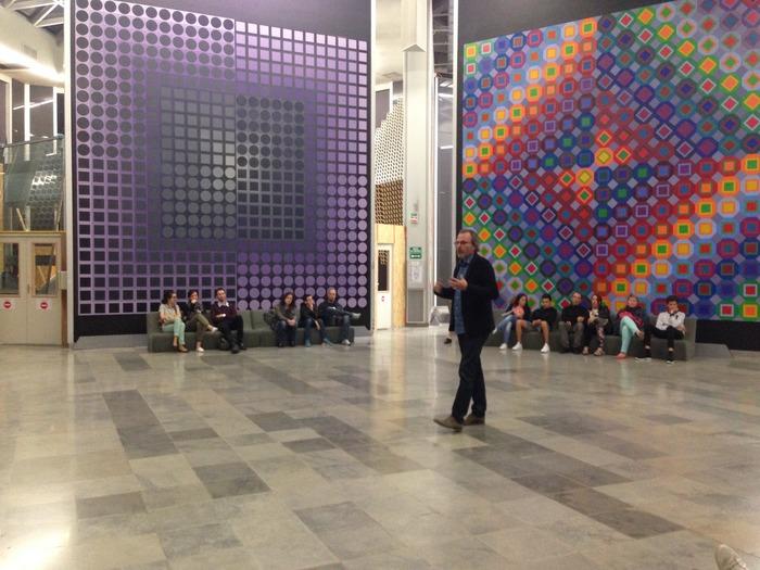 Journées du patrimoine 2017 - Visites guidées du centre architectonique