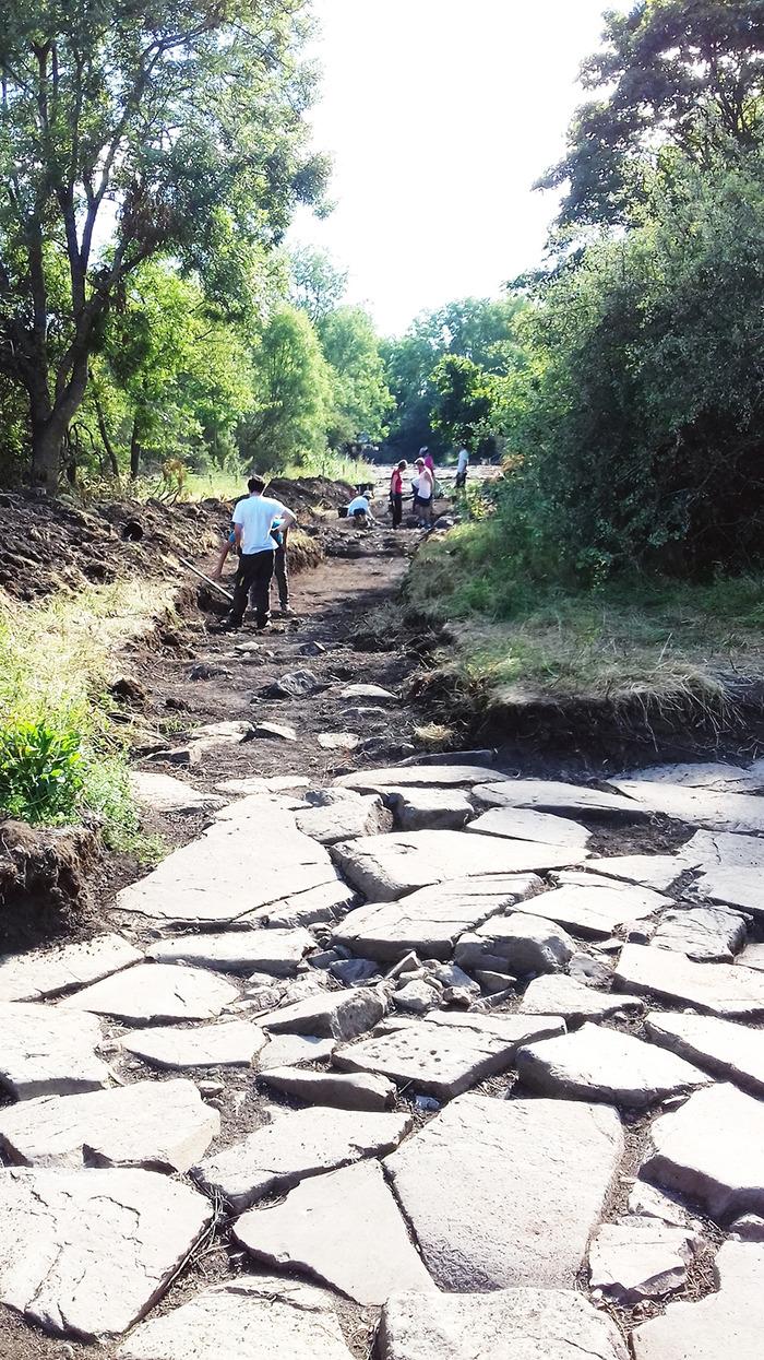 Journées du patrimoine 2018 - Visites guidées du chantier de fouilles archéologiques 2018 - Plateau de Gergovie