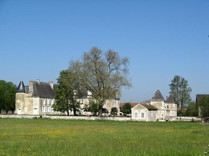 Journées du patrimoine 2018 - Visites guidées du château d'Abin