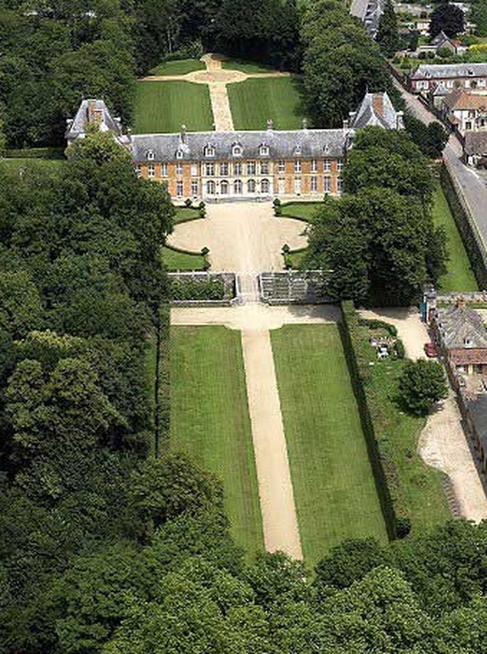 Crédits image : © Château d'Heudicourt