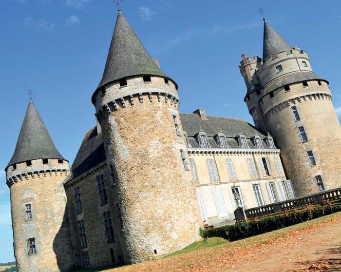 Journées du patrimoine 2018 - Visites guidées du château de Bonneval