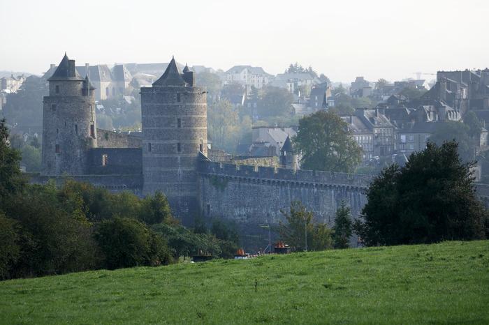 Journées du patrimoine 2018 - Visites guidées du château de Fougères