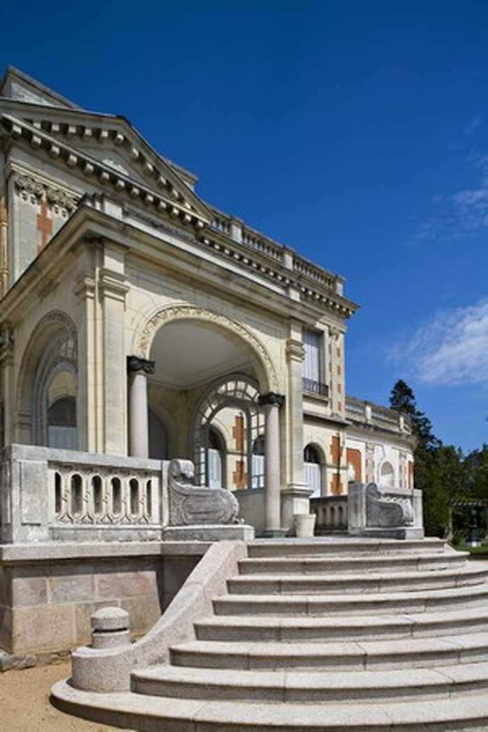 Journées du patrimoine 2018 - Visite commentée du château de la Louvière.