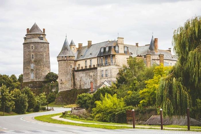Journées du patrimoine 2018 - Visites guidées du château de Châteaugiron