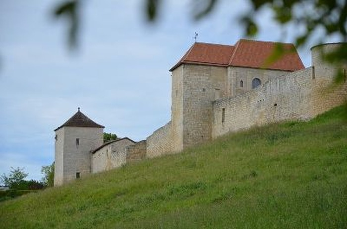 Crédits image : © Château de Villebois-Lavalette