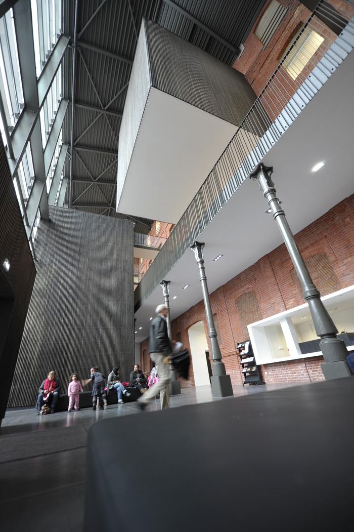 Crédits image : Conservatoire à rayonnement départemental de Roubaix © A. Loubry