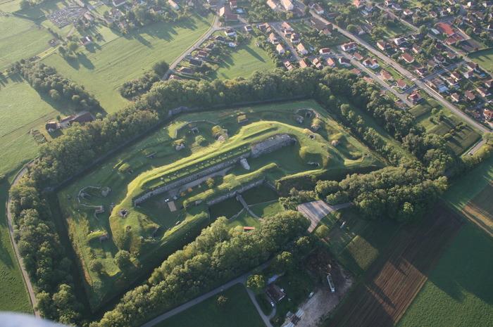 Journées du patrimoine 2017 - Visites guidées du Fort Sénarmont de Bessoncourt