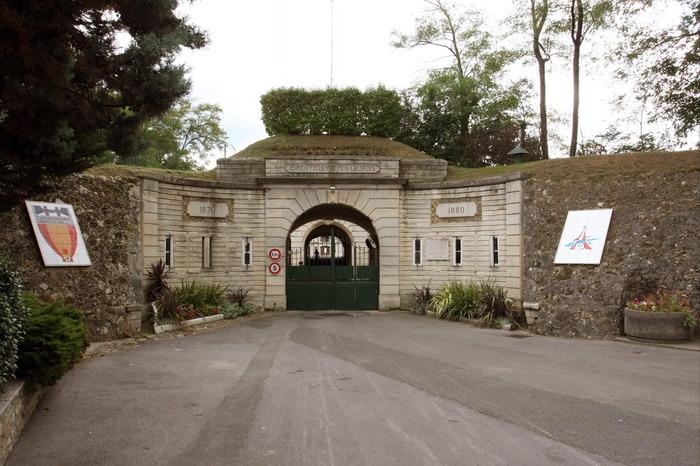 Journées du patrimoine 2018 - Visites guidées du Fort