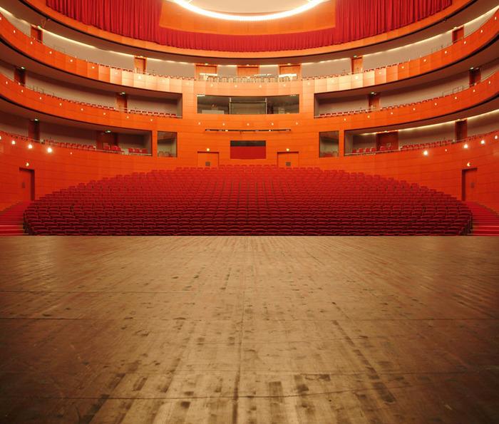Journées du patrimoine 2018 - Visites guidées du Grand Théâtre de Provence