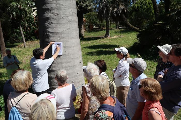 Journées du patrimoine 2018 - Visites guidées du jardin botanique Thuret