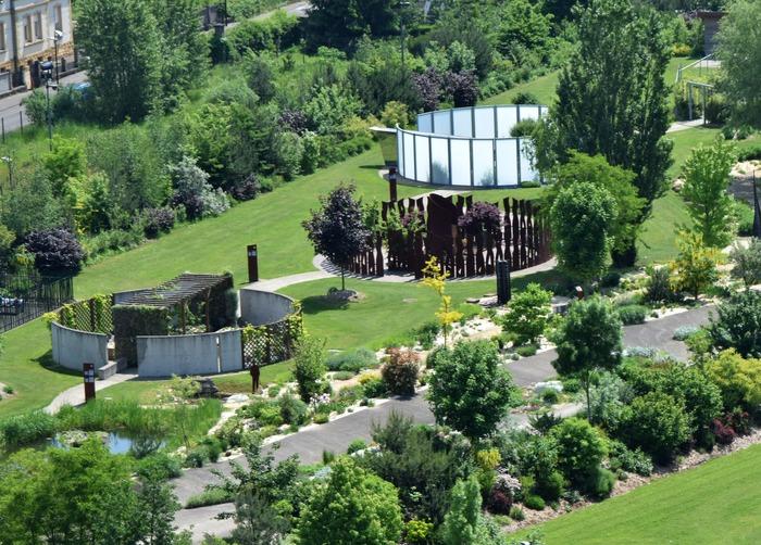 Journées du patrimoine 2018 - Visites guidées du Jardin des Traces