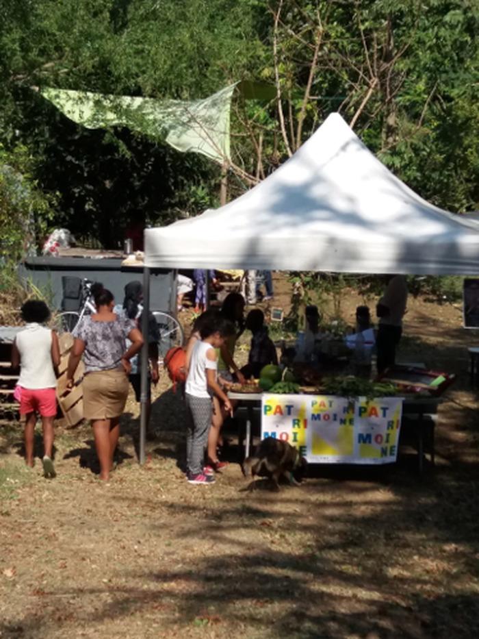 Journées du patrimoine 2018 - Visites guidées du jardin