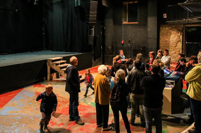 Journées du patrimoine 2018 - Visites guidées du Moulin de Brainans - Scène de Musiques Actuelles du Jura