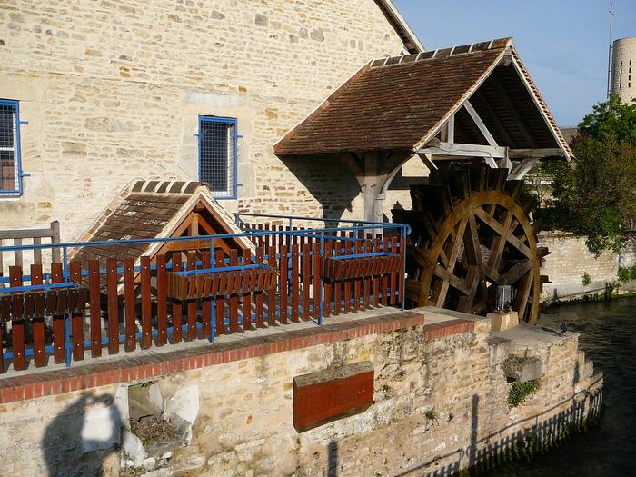 Journées du patrimoine 2018 - Visite guidée du moulin de la Porte