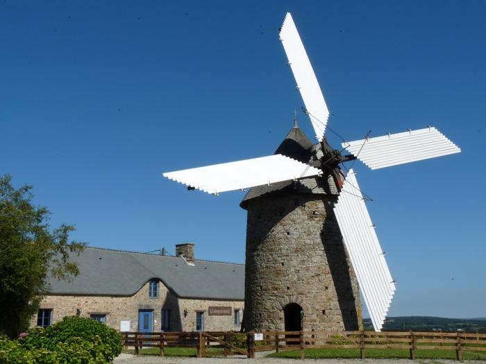 Journées du patrimoine 2018 - Visite guidée du moulin