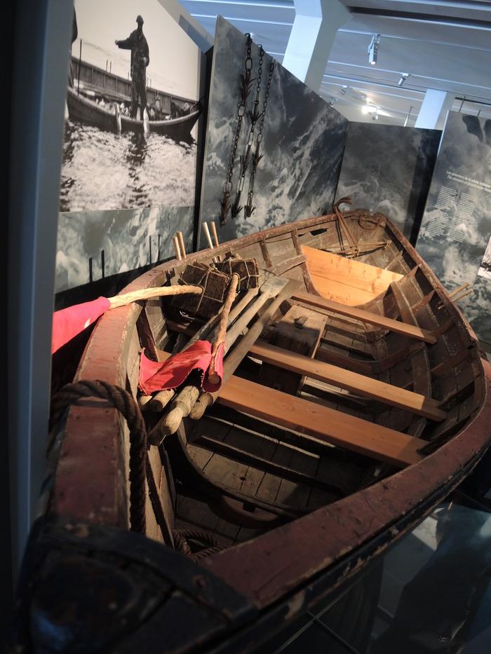 Journées du patrimoine 2018 - Visite guidée du musée des Pêcheries