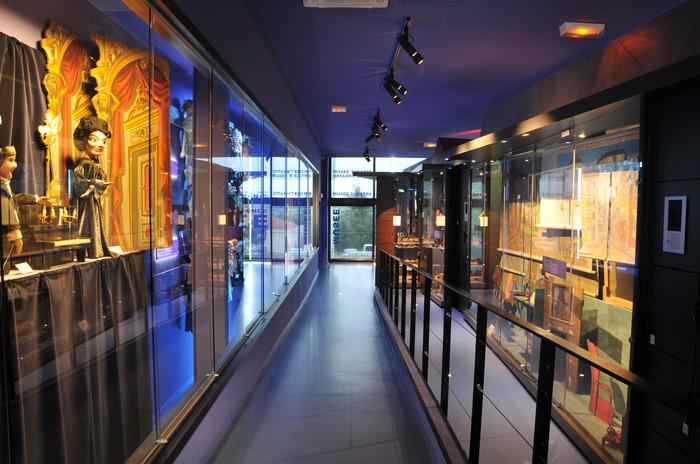 Crédits image : Musée Théâtre Guignol