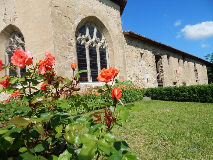 Journées du patrimoine 2018 - Visite commentée du prieuré de Charrière.
