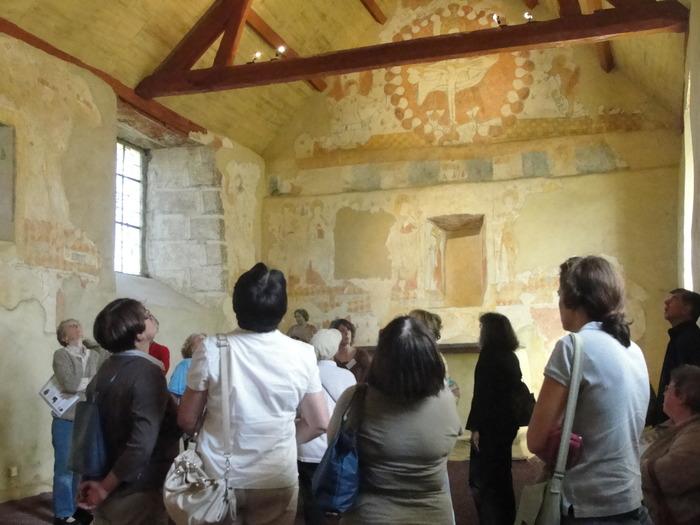 Journées du patrimoine 2018 - Visites guidées du Prieuré Saint Etienne de Guer
